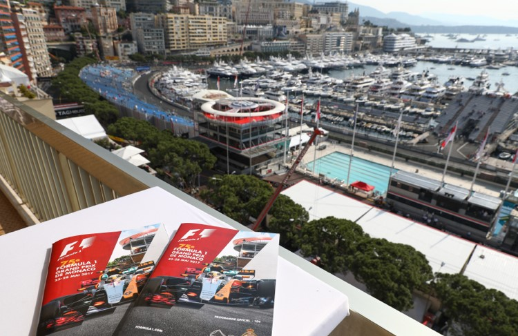 Berkeley Red - Do you want to Join Berkeley Red at the Monaco Grand Prix in may