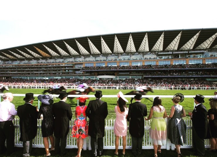 Berkeley Red - ROYAL ASCOT 2019 VIP HOSPITALITY