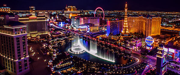 incentive trips - Berkeley Red- Las Vegas Classic Luxury Hotel, Shows, Casinos, Pool Parties & Helicopter Tours