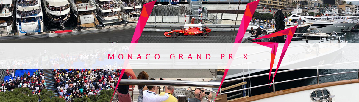 monaco grand prix - Berkeley Red